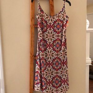 West Loop Summer Knit Dress Size XL